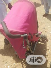 A Beutiful Used Pink Mother Care Stroller For Sale | Prams & Strollers for sale in Abuja (FCT) State, Wuye