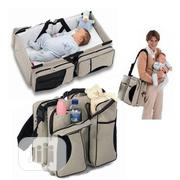 3 In 1 Diaper Bag And Bed | Baby & Child Care for sale in Lagos State, Lagos Island