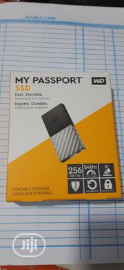 My Passport Ssd 256gb | Computer Hardware for sale in Lagos State, Ikeja
