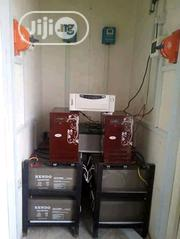 Instattation Of 200ahs/48volt Solar Battery And Inverter 5kva/48volt | Solar Energy for sale in Lagos State, Ojo