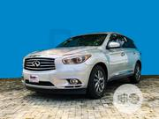 Infiniti JX 2013 35 Silver | Cars for sale in Lagos State, Lekki Phase 1