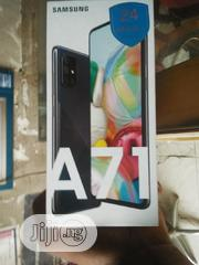 New Samsung Galaxy A71 128 GB Black | Mobile Phones for sale in Lagos State, Ikeja