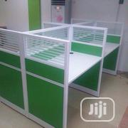 High Quality 4 Unit Workstation Table   Furniture for sale in Lagos State, Lagos Island