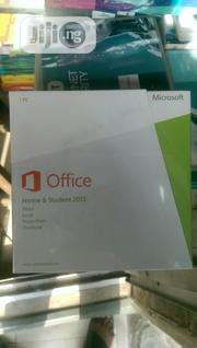 Office Home And Student 2013 | Software for sale in Lagos State, Ikeja
