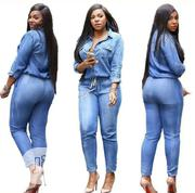 Jeans Jumpsuit | Clothing for sale in Lagos State, Lagos Island