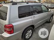 Toyota Highlander 2002 Silver | Cars for sale in Lagos State, Lekki Phase 2