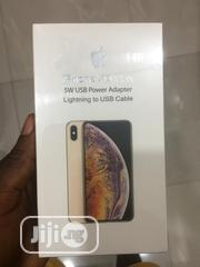 iPhone XS Max Original Fast Charger | Accessories for Mobile Phones & Tablets for sale in Lagos State, Ojo