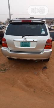Toyota Highlander 2003 Silver | Cars for sale in Imo State, Owerri