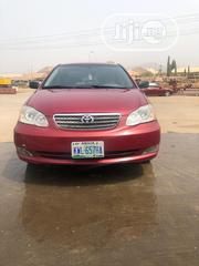 Toyota Corolla 2007 CE Red | Cars for sale in Abuja (FCT) State, Dutse-Alhaji