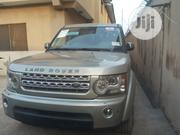 Land Rover LR4 HSE 2012 Silver | Cars for sale in Lagos State, Alimosho