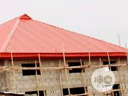 Red Longspan Aluminium Roofing Sheets | Building & Trades Services for sale in Lagos State, Ikotun/Igando