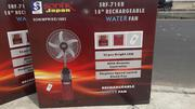 18inchs Remote Control Rechargeable Mist/Water Fan | Home Appliances for sale in Lagos State, Ikotun/Igando