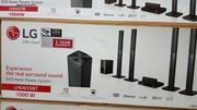 Lg Dvd 1000wts Home Theatre | Audio & Music Equipment for sale in Lagos State, Ojo