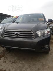 Toyota Highlander Sport 2009 Gray | Cars for sale in Oyo State, Akinyele
