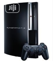 PS3 Game Console Fat With Pad | Video Games for sale in Lagos State, Ikeja