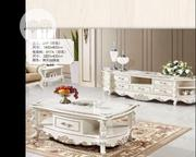 Royal Marble T V Shelf Snd Center Table | Furniture for sale in Lagos State, Amuwo-Odofin