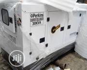 Perkins 30kva Sound Proof Generator | Electrical Equipment for sale in Lagos State, Ojo