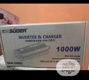 Sooer Inverter And Charger 1000w   Solar Energy for sale in Lagos State, Ojo