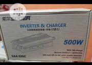 Sooer Inverter Ans Charger 500w | Electrical Equipment for sale in Lagos State, Ojo
