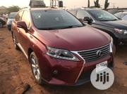 Lexus RX 2010 350 Red | Cars for sale in Edo State, Ikpoba-Okha