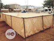 Huge Strong Tarpaulin Fish Pond. | Farm Machinery & Equipment for sale in Delta State, Oshimili South