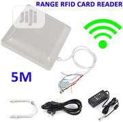 5M UHF RFID Long Range Card Reader TCP/IP RS232/RS485 Parking Control | Computer Accessories  for sale in Lagos State, Ikeja