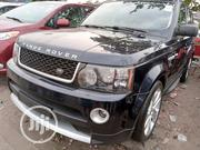Land Rover Range Rover Sport 2006 HSE 4x4 (4.4L 8cyl 6A) Blue | Cars for sale in Lagos State, Apapa