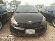 Kia Rio 2014 Black | Cars for sale in Abuja (FCT) State, Jabi