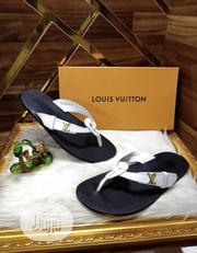Louis Vuitton Palm Slippers Available | Shoes for sale in Lagos State, Surulere
