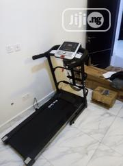 2.5hp Treadmill With Massager   Sports Equipment for sale in Lagos State