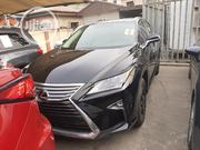 Lexus RX 2016 350 FWD Black | Cars for sale in Lagos State, Amuwo-Odofin