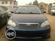 Toyota Corolla 2007 1.6 VVT-i Blue | Cars for sale in Lagos State, Alimosho