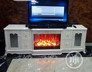 A Royal Fire Flame Television Stand | Furniture for sale in Lagos State, Ikeja