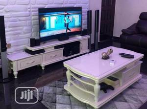Standard Royal Television Stand And Table