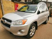 Toyota RAV4 2.5 Limited 4x4 2012 Silver | Cars for sale in Lagos State, Ikeja