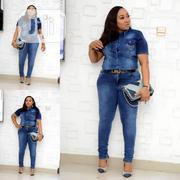 Denim Shirt Trouser Jean Set | Clothing for sale in Lagos State, Lagos Island