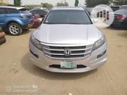 Honda Accord CrossTour EX-L AWD 2010 Silver | Cars for sale in Lagos State, Alimosho