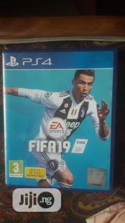 Fifa 19 For Ps4 | Video Game Consoles for sale in Lagos State, Ifako-Ijaiye