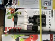 AKAI Blender With Mill Attachment | Kitchen Appliances for sale in Lagos State, Lagos Island