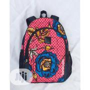 Ankara Backpack | Bags for sale in Lagos State, Lagos Island