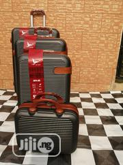 Quality Black Traveling Suite Case Bags (4 Sets) For Family Use | Bags for sale in Lagos State, Ikeja