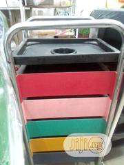 Trolly For Putting Roller In Salon   Salon Equipment for sale in Lagos State, Lagos Island