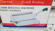 Good A And Standard Quality Binding Machine   Stationery for sale in Lagos State, Ikeja