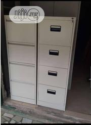 White File Cabinet With Four Cabinets | Furniture for sale in Lagos State, Surulere