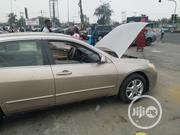 Honda Accord 2007 Sedan EX-L Automatic Gold   Cars for sale in Rivers State, Port-Harcourt