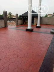 Professional Concrete Stamping Designs   Building & Trades Services for sale in Lagos State, Ajah