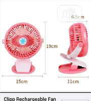 Mini Rechargable Fan | Home Accessories for sale in Lagos State, Lagos Island