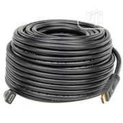 HDMI To Hdmi 50m Cable | Accessories & Supplies for Electronics for sale in Lagos State, Ikeja