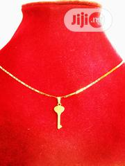 Pure Stainless Steel Chain With Pendant | Jewelry for sale in Lagos State, Agege