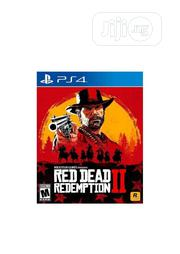 Sony Game Red Dead Redemption 2 | Video Games for sale in Lagos State, Ojo